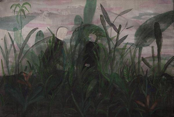 """Марія Сулименко покаже """"скляний світ людей і речей"""" у  Voloshyn Gallery"""