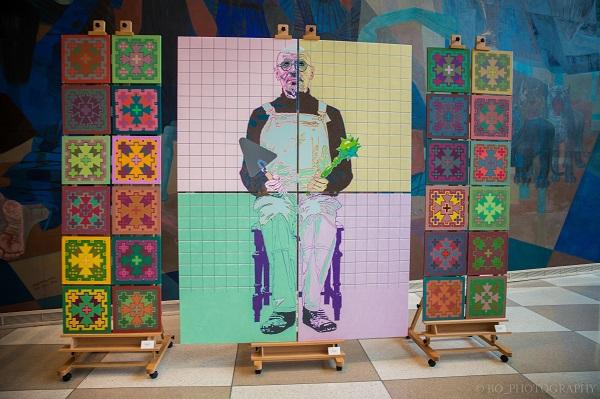 Українські митці представили виставку в штаб-квартирі ООН у Нью-Йорку