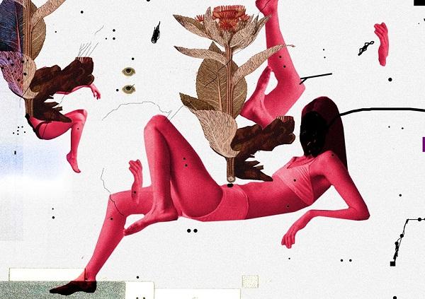У Тернополі триває виставка меланхолійних колажів Анастасії Старко
