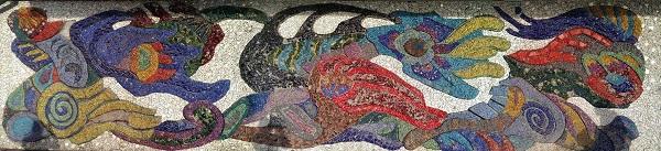 """Mill Hub запрошує на обговорення наново відкритої мозаїки """"Вітер"""""""