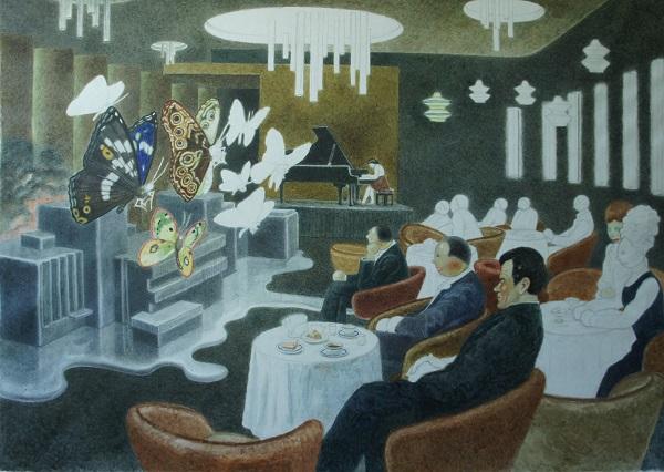 Берлова, Сай та Ісупов представлять виставку про стан невизначеності