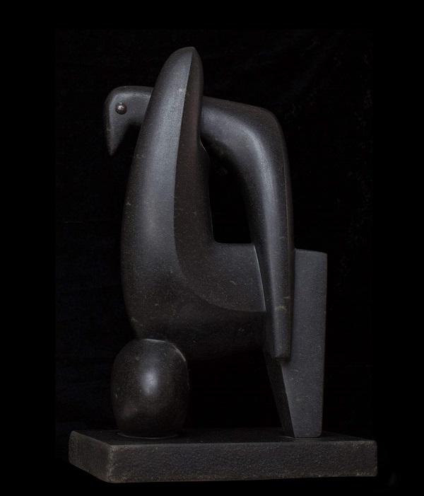 У Києві відкриється виставка скульптури Влада Волосенка