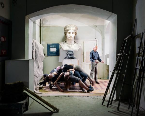 Бельгійський фотограф представить проект про надії та страхи киян