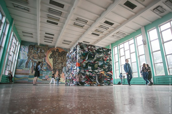 87 митців з 12 країн долучаться до фестивалю сучасного мистецтва у Дніпрі