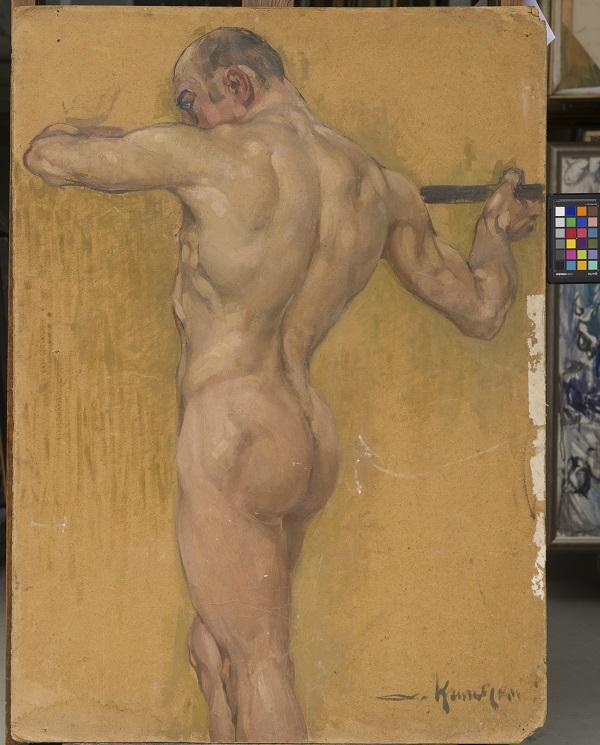 В НХМУ відкриється ретроспективна виставка творів Федора Кричевського