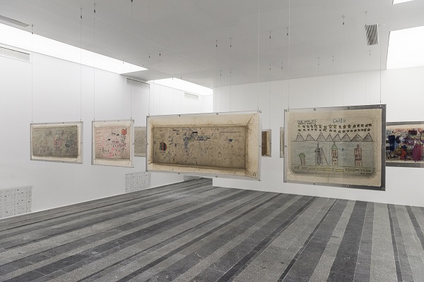 Твори Абрамович, Герста, Ай Вейвея експонують у PinchukArtCentre