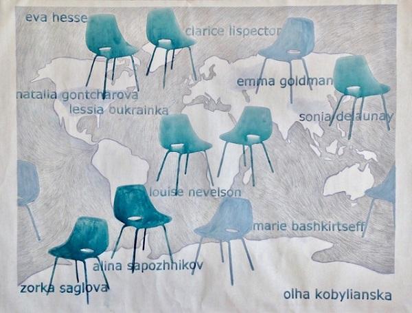 Ідея утопічного міста зібрала митців з усього світу на виставці в Харкові