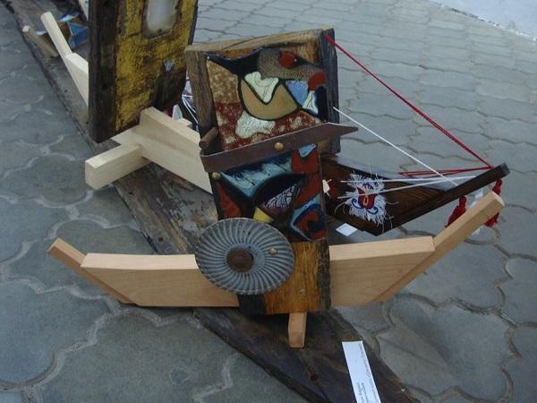 Виставка у Львові допоможе відновити легендарну козацьку чайку