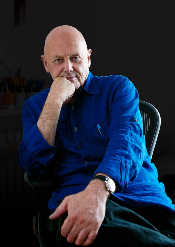 Класик британського дизайну Майкл Вольфф завітає в Україну з лекціями