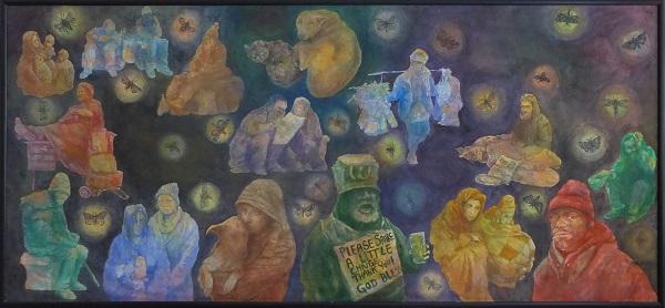 Проект Павла Маркмана в Карась Галереї досліджує сучасний соціум