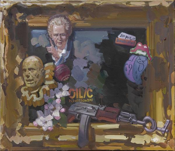 ArtUkraine Gallery представить новий проект Вінні Реунова