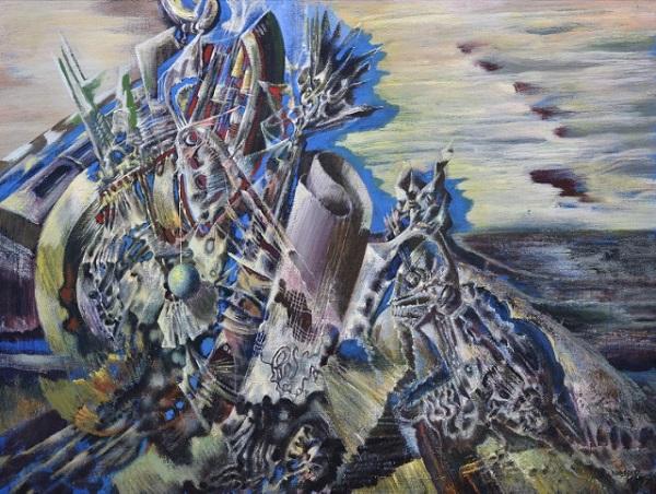 У Києві відкриється виставка видатних художників-«шістдесятників»