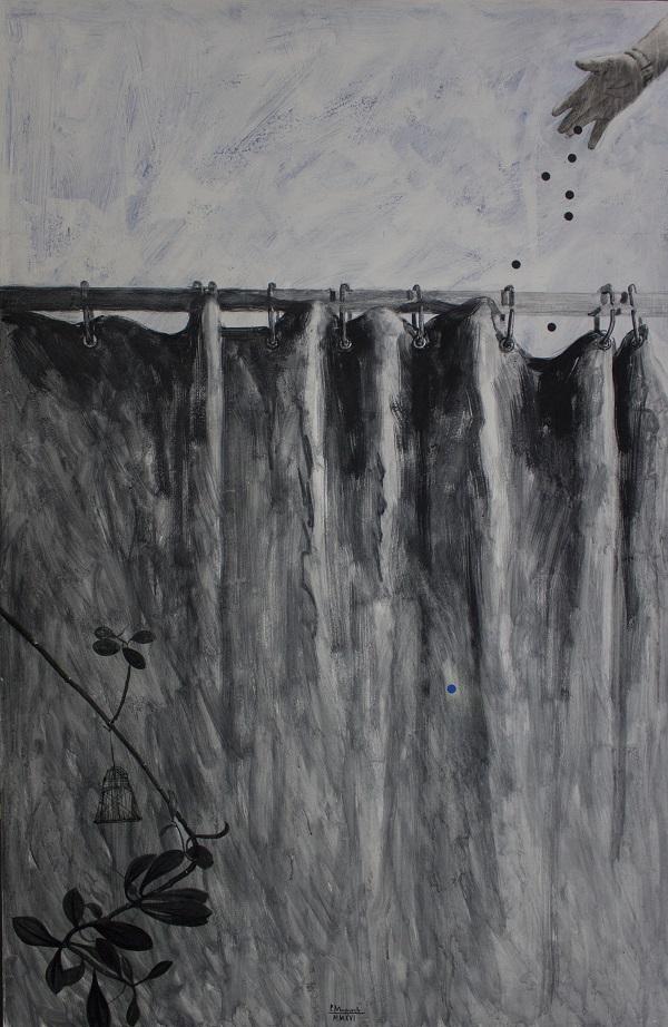 Нова виставка в галереї ЦЕХ запрошує на пошуки реальності