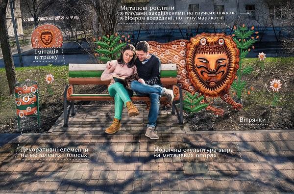 У Києві створять арт-бульвар Марії Примаченко