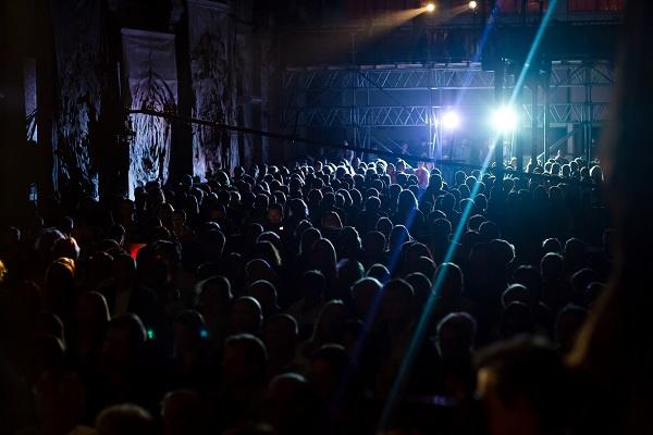 Роман Михайлов створив інсталяцію для фестивалю класичної музики у Львові