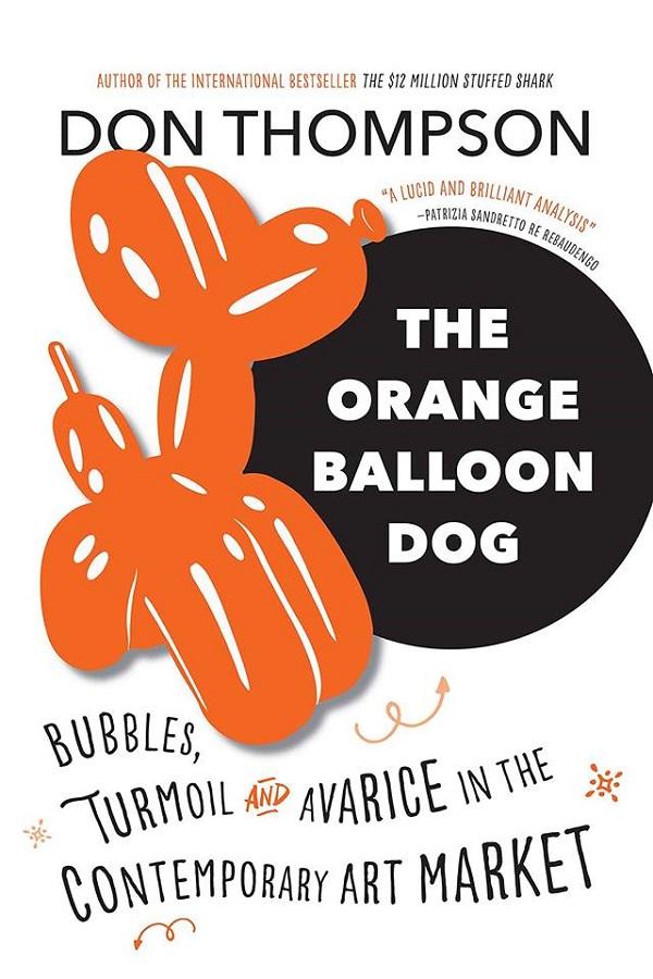 Книга «The Orange Balloon Dog» вийде в українському перекладі