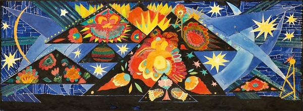 Галерея «Дукат» презентує перший альбом творів Алли Горської
