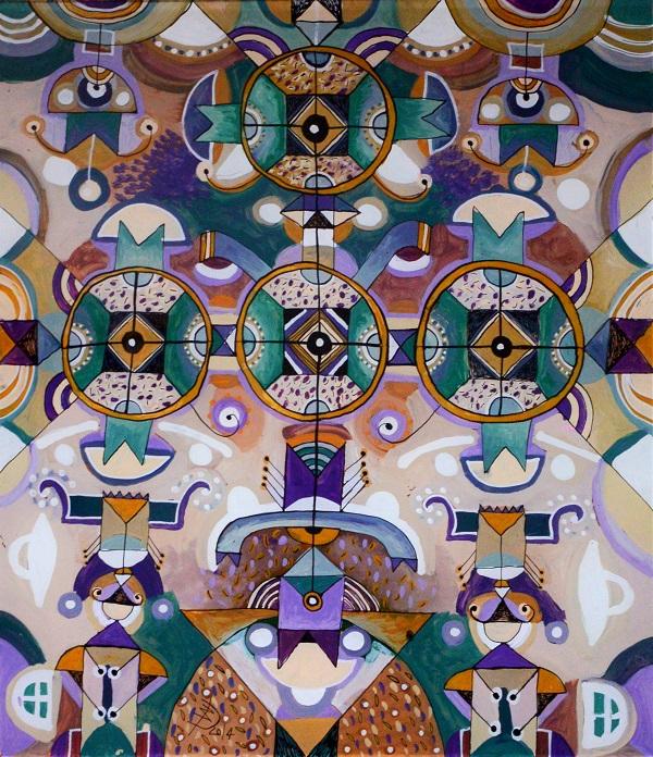 Виставка у Львові переосмислює народні орнаменти та їхні змісти