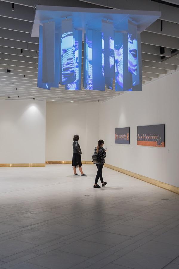 У новоствореному «Арт ЦУМ» в Києві триває перша виставка