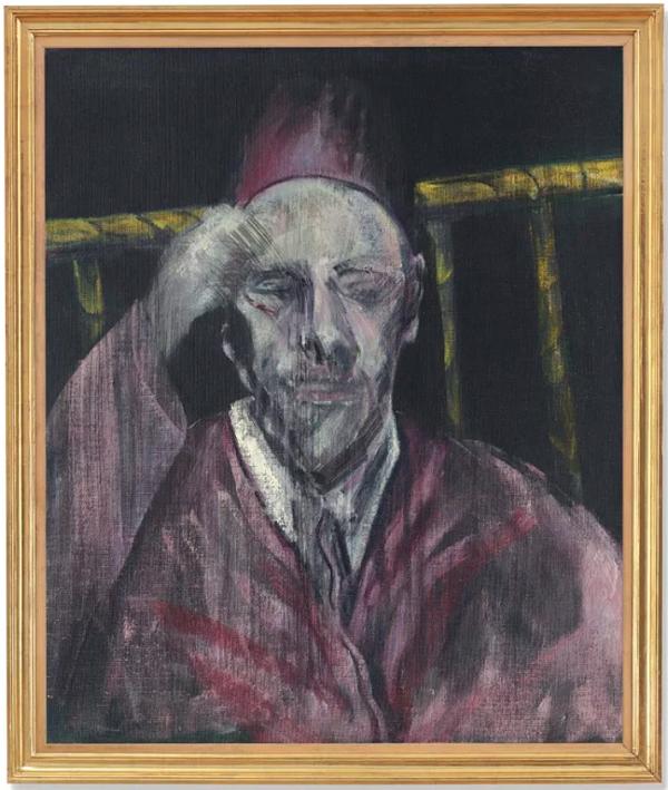 Відому картину Френсіса Бекона покажуть вперше за півстоліття