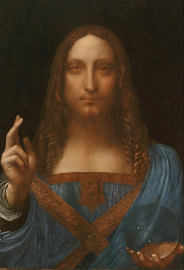 «Спасителя світу» да Вінчі виставлять на аукціоні Christie's