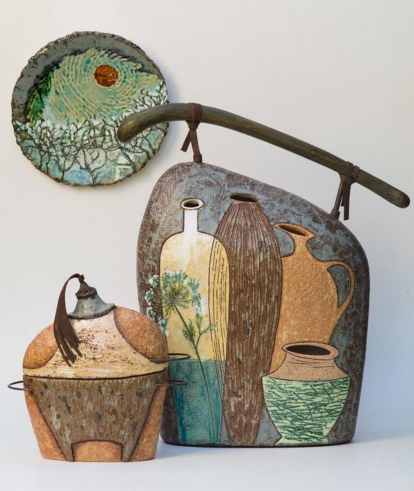У Києві відкрилася виставка «Сучасна кераміка в інтер'єрі»