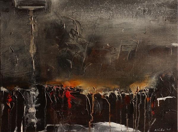 В Одесі відкриється виставка Матвія Вайсберга