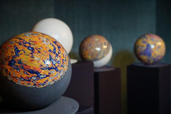 Вперше український художник став членом Міжнародної академії кераміки