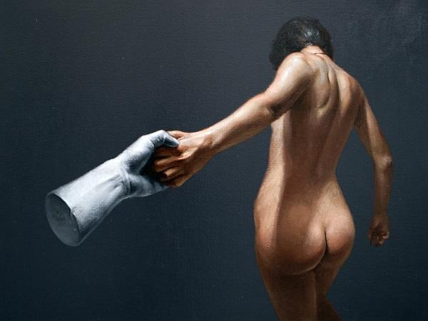 У Львові покажуть виставку живопису Юрія Коваля «Окреслена територія»