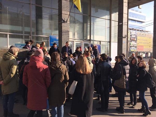 Активісти вступилися за архітектурний спадок модернізму в Києві