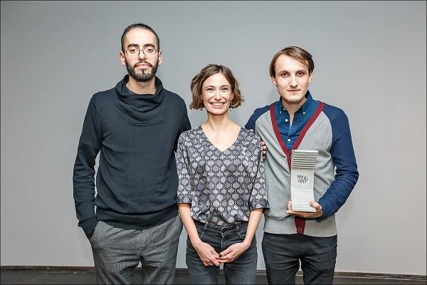Визначено переможця конкурсу молодих митців МУХі 2017