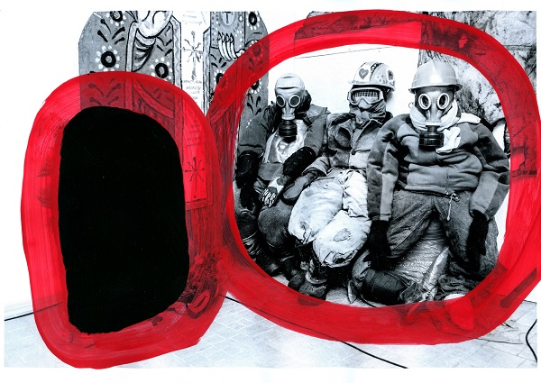 Антон Логов осмислив події Євромайдану в проекті «Серцебиття»