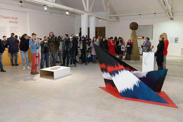 У Києві відкрилася виставка, експонати якої можна взяти собі