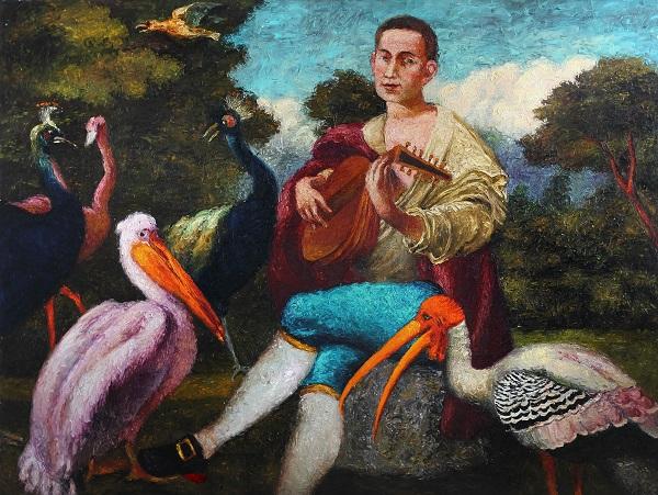 ArtUkraine Gallery представить виставку Олександра Ройтбурда