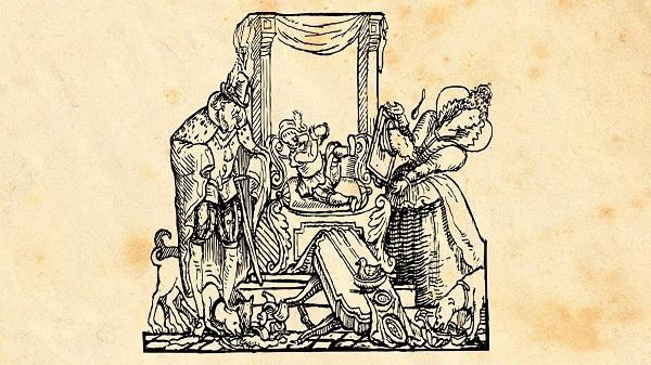 Пінхас Фішель створив ілюстрації до твору відомого поета Вадима Лєвіна