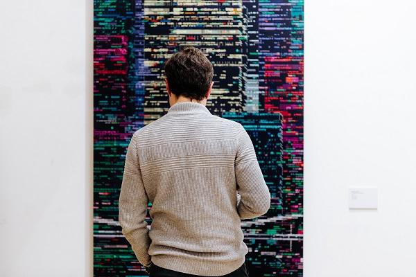 У Женеві відкрилася персональна виставка Олексія Сая