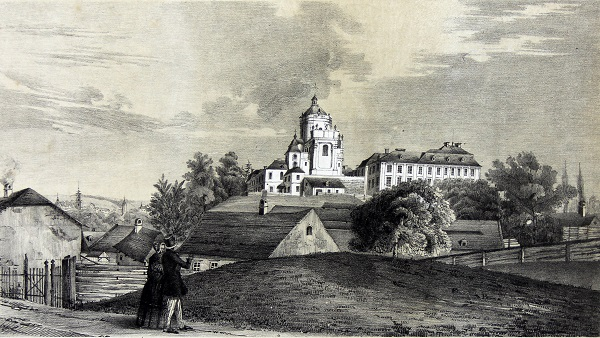 У музеї Шептицького представили «портрет» Львова ХVІІІ‒ ХІХстоліть