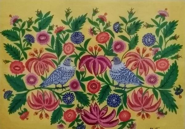 У Києві відкрилася виставка Марії Примаченко