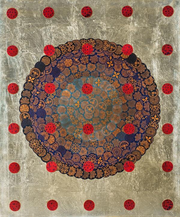 ArtUkraine Gallery покаже «Духовні міста» Оксани Мась