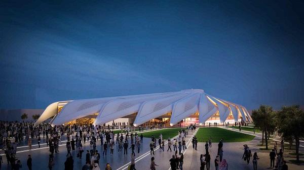 Розпочато спорудження павільйону ОАЕ до виставки Dubai Expo 2020