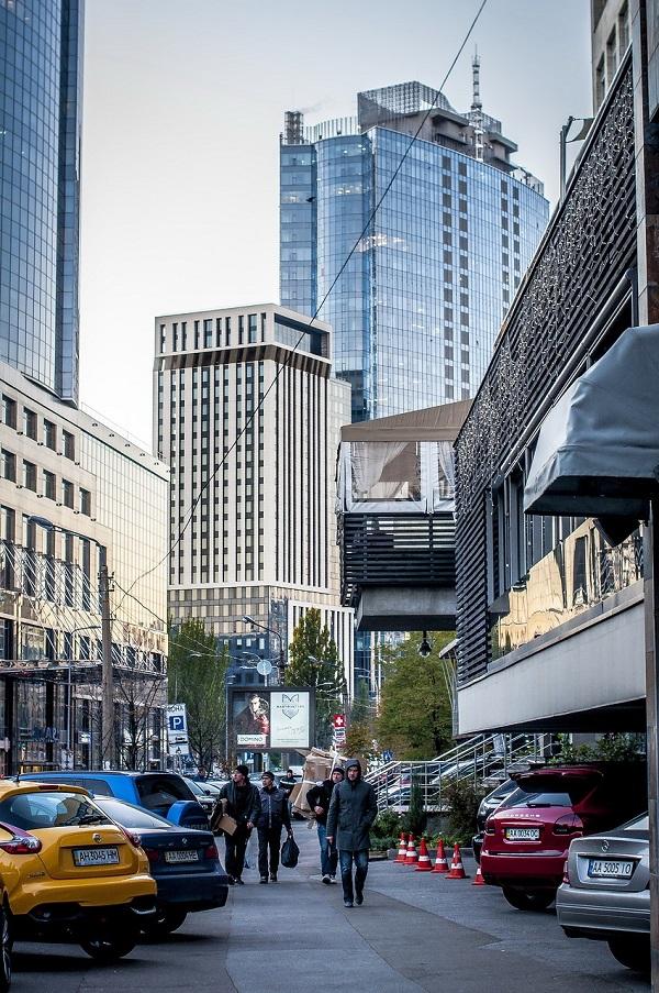 У центрі Києва відкриється готель за проектом Drozdov & Partners