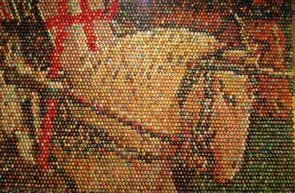 ArtUkraine Gallery запрошує на екскурсію виставкою Оксани Мась