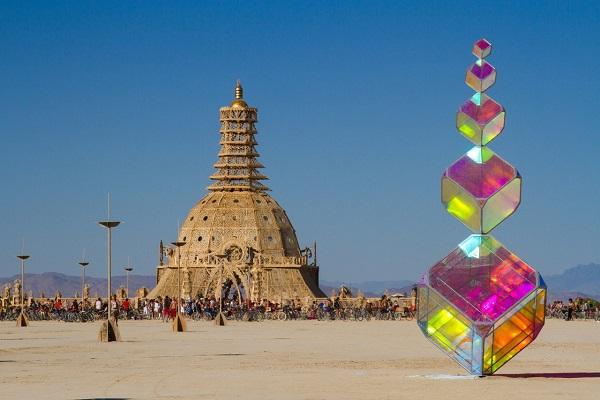 У Києві розкажуть, як створити арт-проект на Burning Man