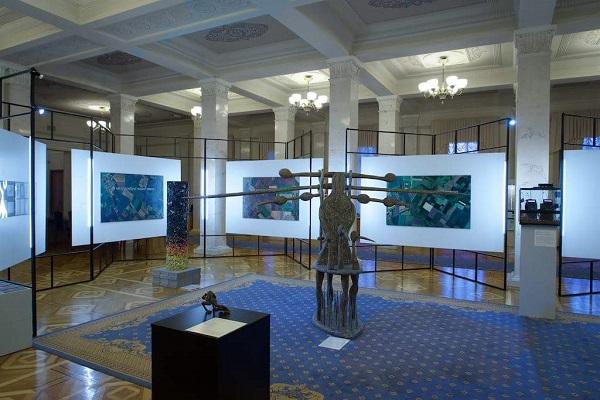 У Верховній Раді відкрилася виставка «Земля як не / суб'єкт»