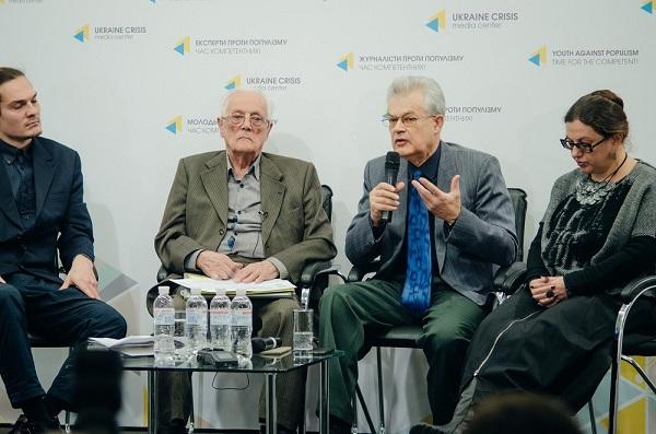 У Києві обговорили питання збереження «Тарілки» на Либідській
