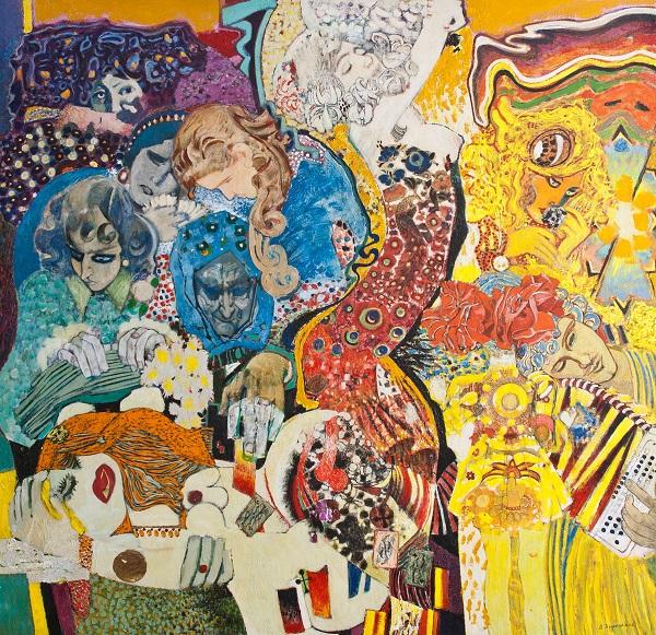 У Києві вперше покажуть роботи Віктора Зарецького з приватної колекції