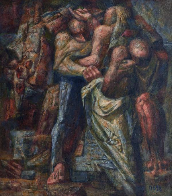 Аукціон українського мистецтва в Києві