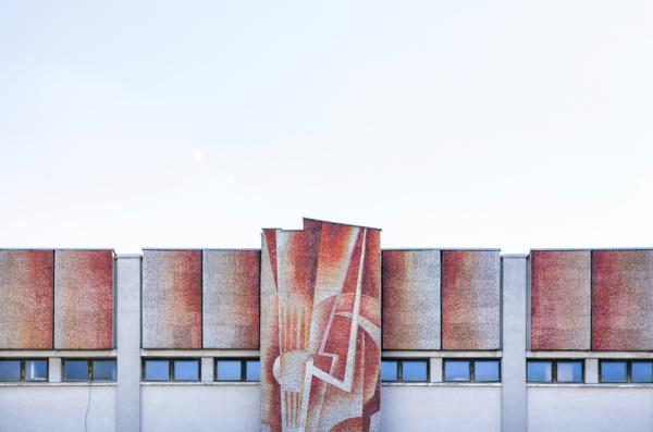 Новий веб-ресурс «Монументальні пам'ятки пізнього модернізму Житомира й Житомирської області»