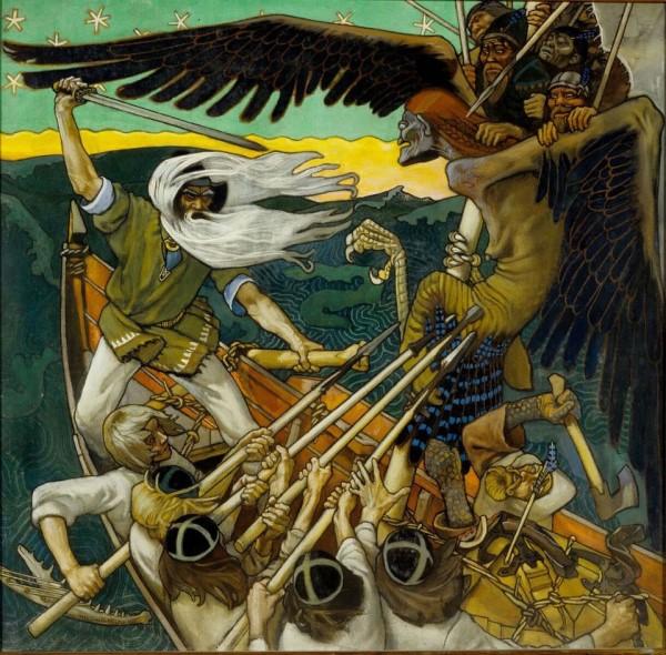 Скандинавське мистецтво на виставці Phillips