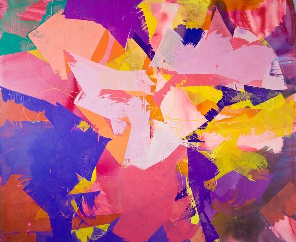 Галерея «Мануфактура» покаже експресивні полотна Андрія Гладкого